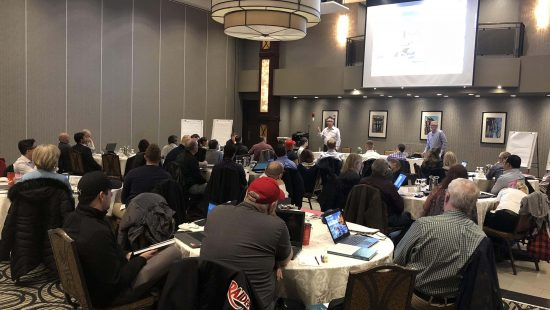 CIET Hosts Learning to Sell Efficiency Effectively Workshops in Kingston, Ajax and Chatham