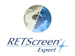 CRE logo, colour, RETScreen Expert