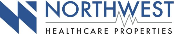 Northwest Healthcare Properties logo blue