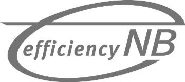Efficiency NB logo english