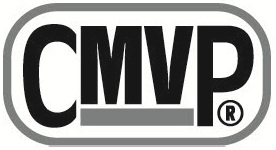 Certified Measurement and Verification Professional (CMVP) logo