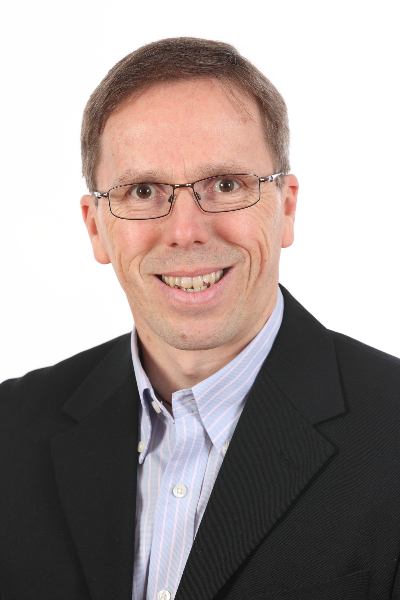 Michel Parent, CIET Canada, headshot