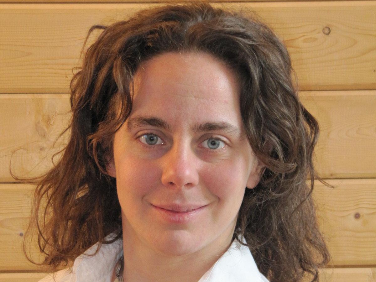 Geneviève Gauthier, CIET Canada, headshot