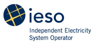 IESO Logo Independent Electricity System Operator
