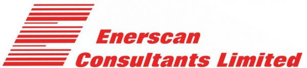 Enerscan Consultants Limited logo red