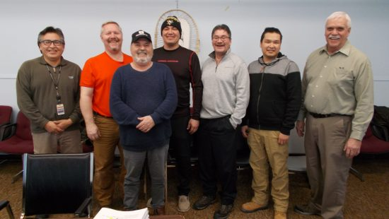 WAHA Staff Providing Healthcare Services to Aboriginal Communities in Northern Ontario Complete the Building Operator Certification Course
