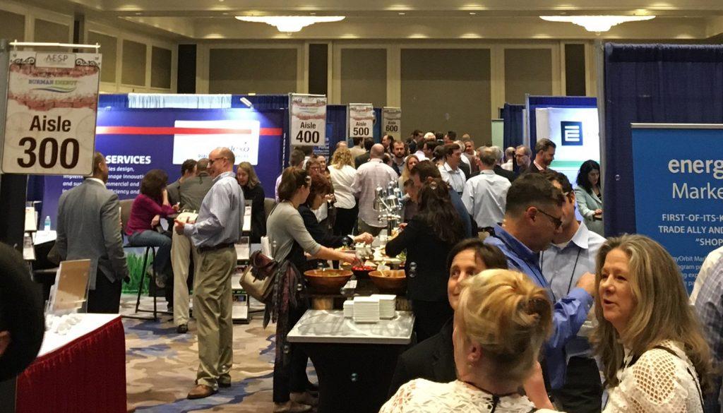 AESP Conference Expo Floor
