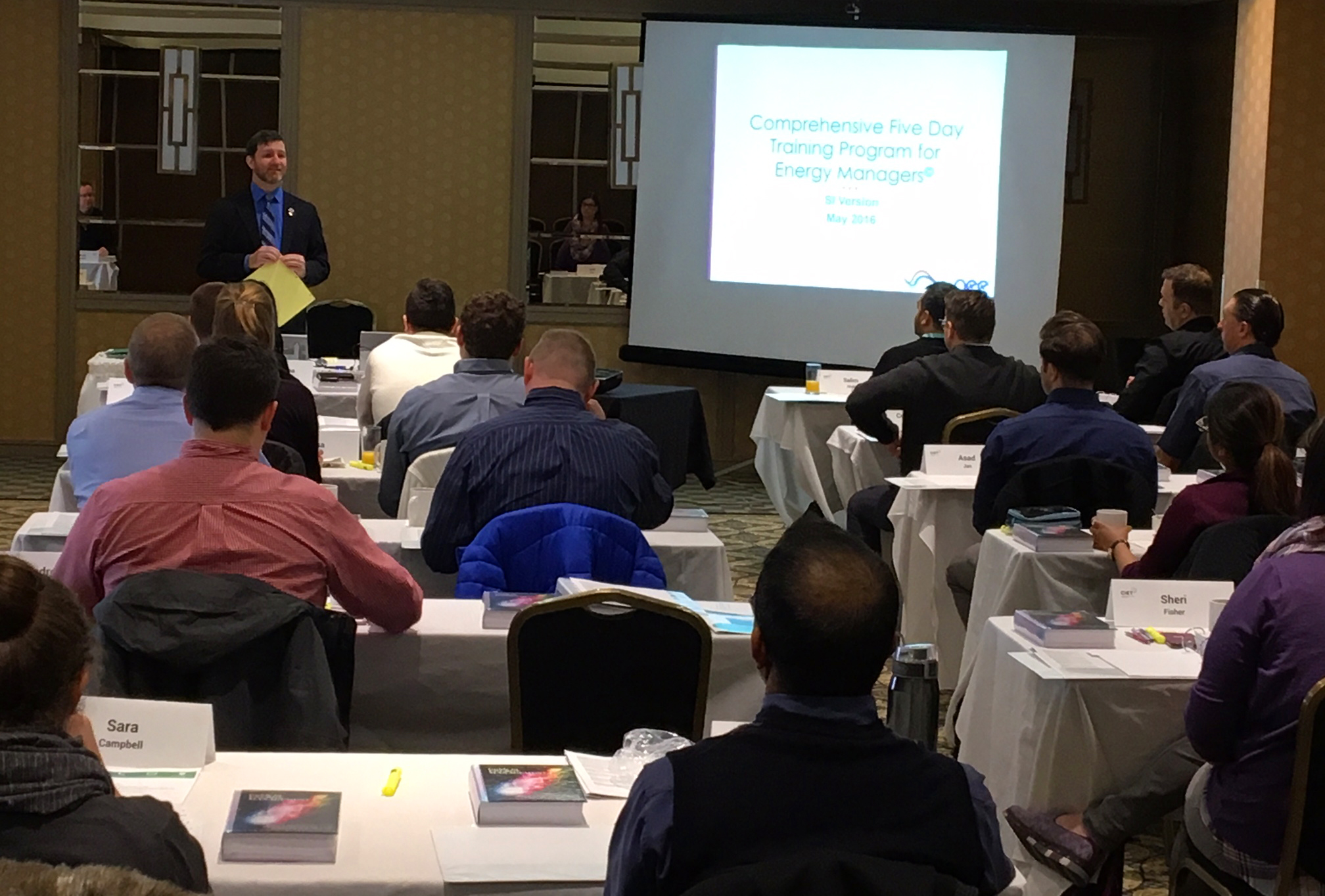 CIET's Winter/Spring Public Course Schedule Kicks off with CEM Training in Toronto