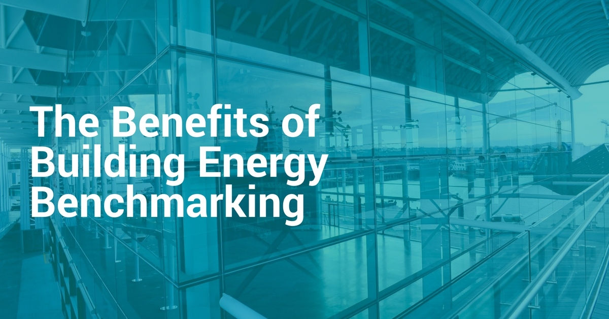 Infographic | The Benefits of Building Energy Benchmarking