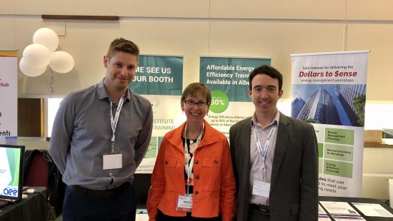 CIET Attends the Alberta Energy Efficiency Summit and Unveils the Public Course Calendar for Alberta