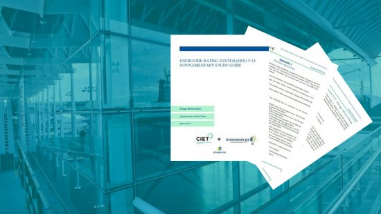 CIET Introduces Free Supplemental Exam Prep Guide For Aspiring Residential Energy Auditors