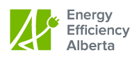Energy Efficiency Alberta logo, colour