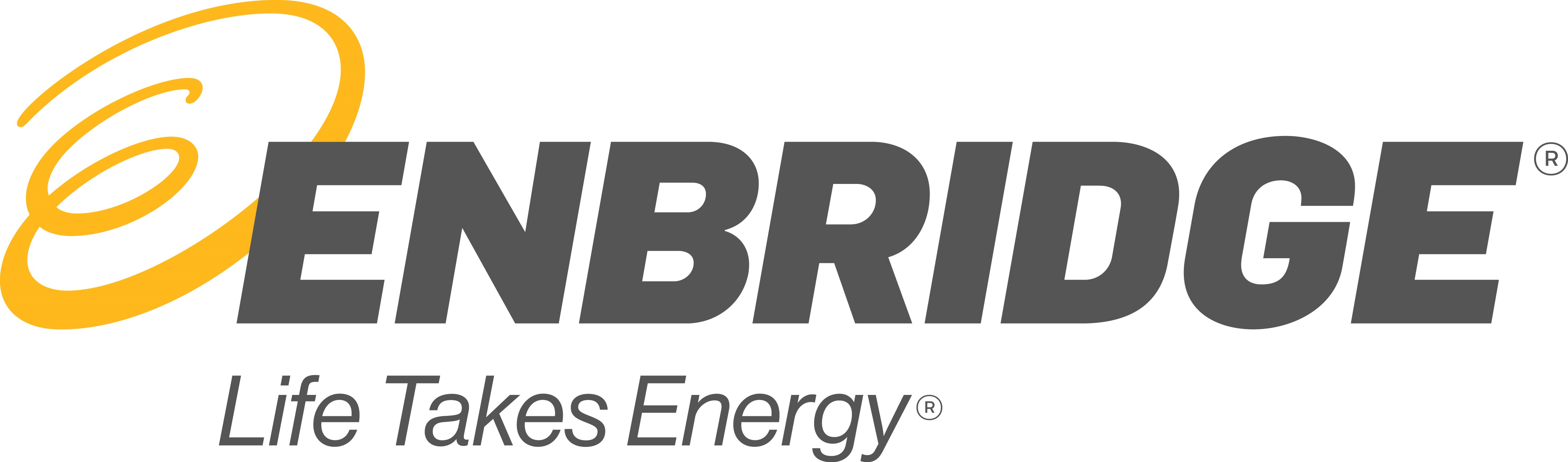 Enbridge logo, colour