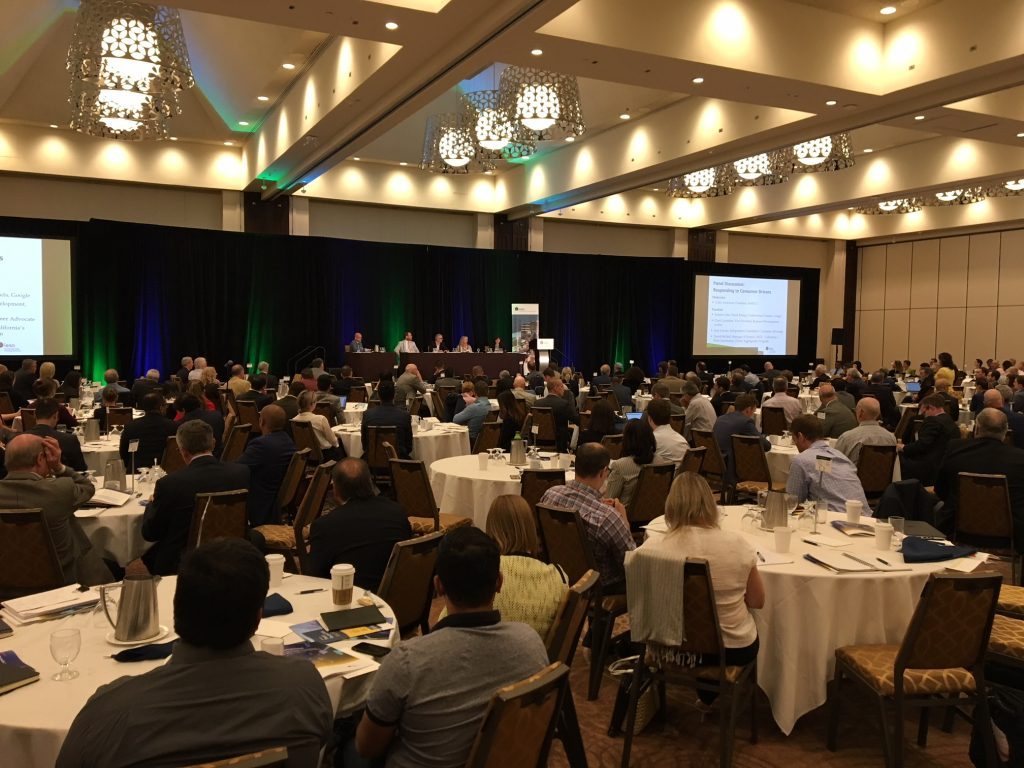 CIET attends the 2018 Electricity Summit
