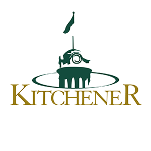 City of kitchener logo, colour