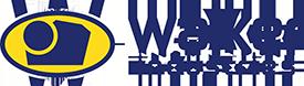 Walker Industries logo, colour