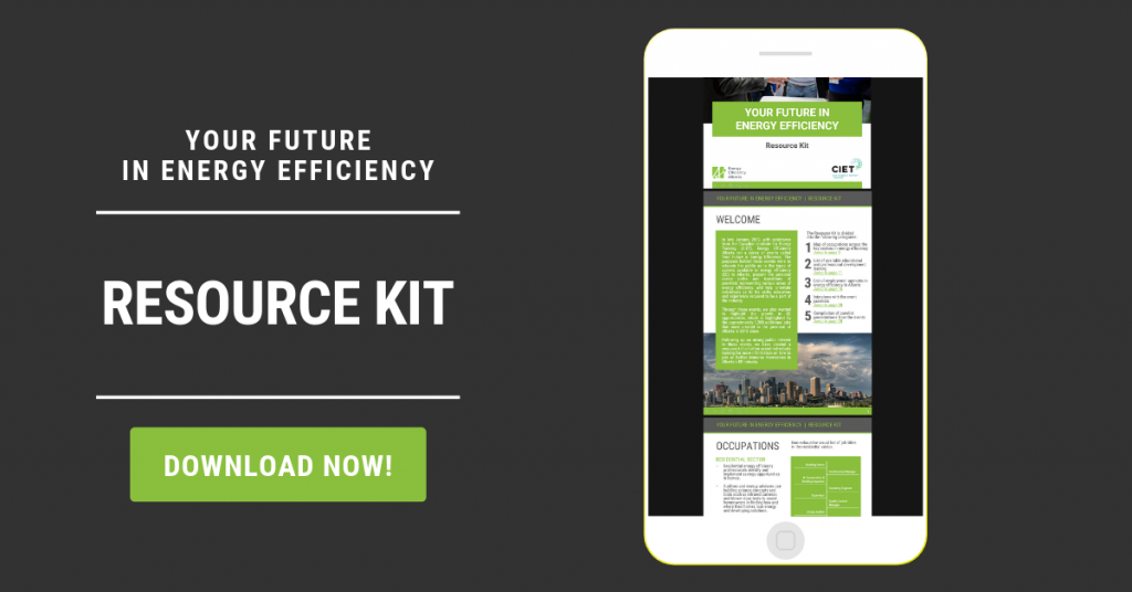 Your Future in Energy Efficiency Resource Kit Download