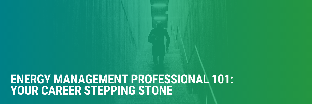 Energy Management Professional 101: Your Career Stepping Stone