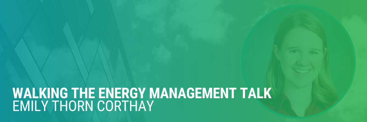 Walking the Energy Management Talk