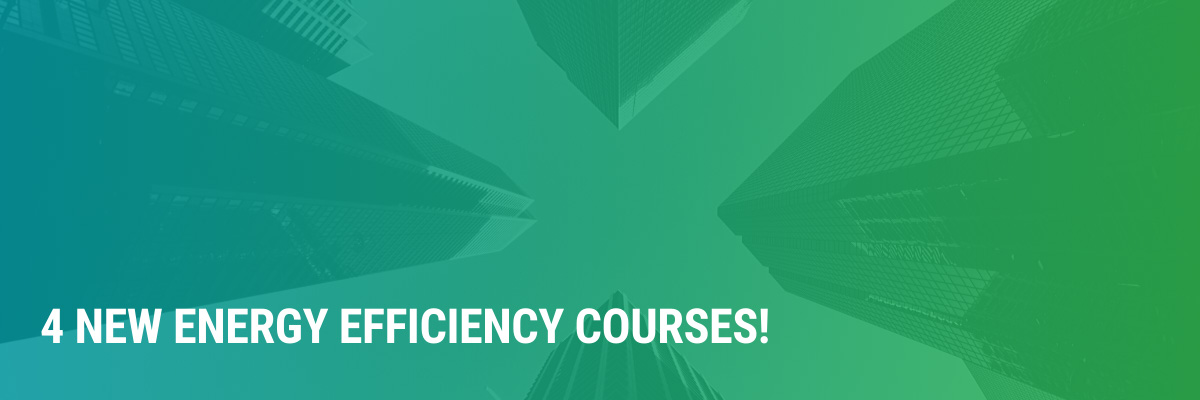 CIET Launches 4 New Energy Efficiency Courses