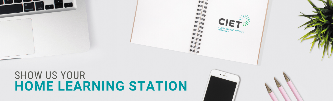 Giveaway | Show Us Your Home Learning Station