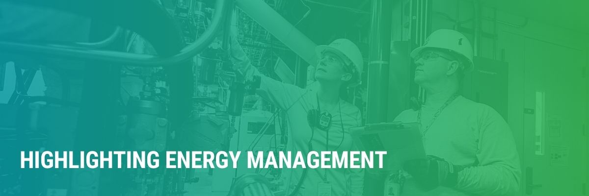 Highlighting Energy Management | Jobs, Training & Hot Topics