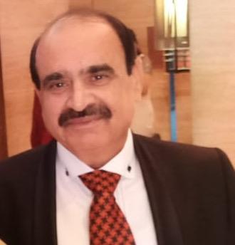 Vinod Arora, Manager, MACE