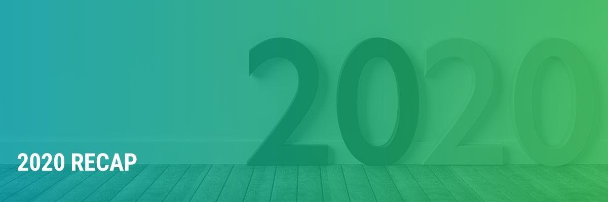 Recap on 2020 by Mathieu Côte