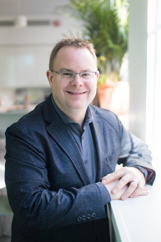 Aaron Wouters, Gestionnaire de l'énergie – Trillium Health Partners
